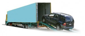 Car carriers containers