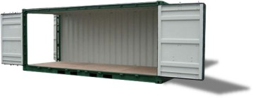 Types of Shipping Containers Cannonball Express Transportation LLC