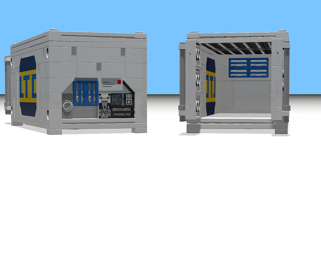 Refrigerated or Reefer Containers