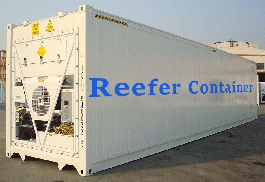 What are Reefer containers